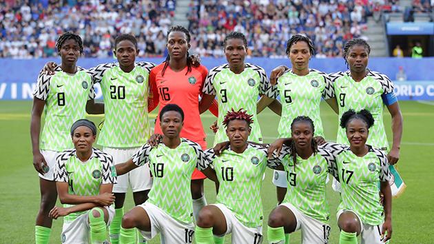 ảnh nữ pháp thắng nigeria - Bóng Đá