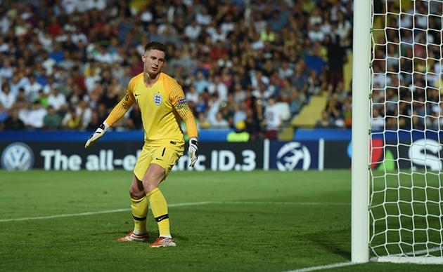 Ảnh: Mục tiêu Man Utd 'phá team', U21 Anh cay đắng thua ngược Pháp - Bóng Đá