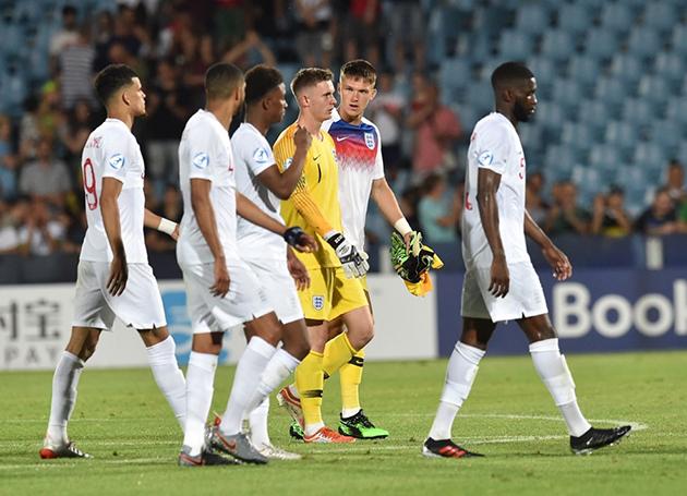 Mục tiêu của Man Utd 'phá team', U21 Anh cay đắng thua ngược Pháp - Bóng Đá