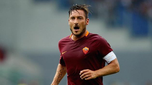 Totti World Cup ambassador? - Bóng Đá