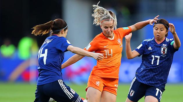 Cay đắng phút 89: Châu Á sạch bóng tại World Cup nữ 2019 - Bóng Đá