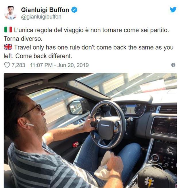 Sky: Buffon back at Juventus! - Bóng Đá