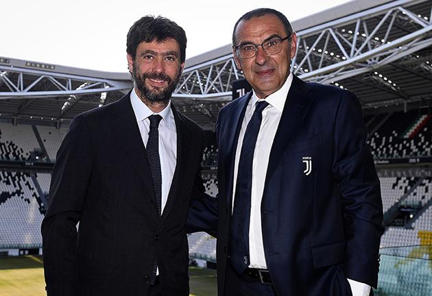 Sacchi: 'Sarri will face many problems at Juventus because..' - Bóng Đá