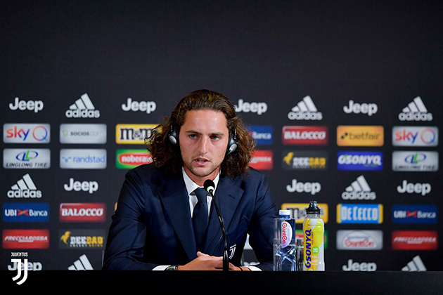 Rabiot: Juve 'level up' on PSG - Bóng Đá