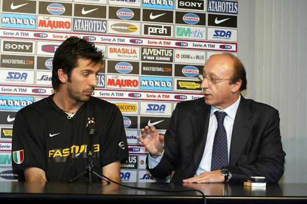 Gianluigi Buffon quay về Juventus: Có một huyền thoại bất tử ở Turin - Bóng Đá