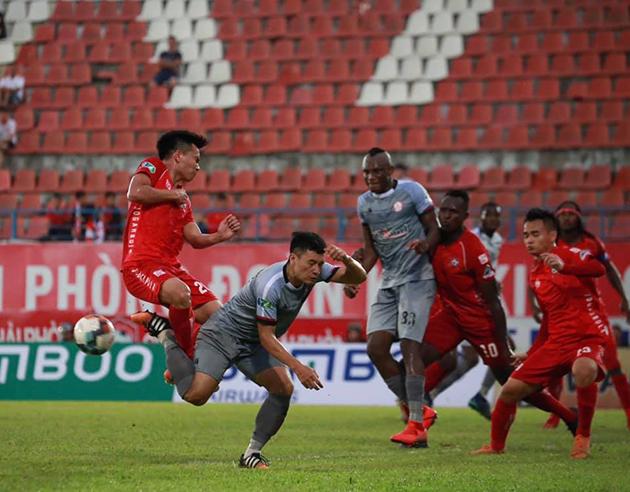 TPHCM thắng penalty 2 lần liên tiếp: Bản lĩnh thầy trò Chung Hae Soung - Bóng Đá