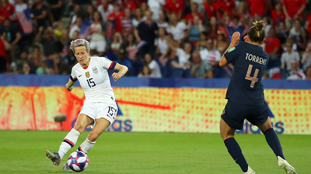 Nhìn lại hành trình 'vô đối' của tuyển Mỹ ở World Cup 2019 - Bóng Đá