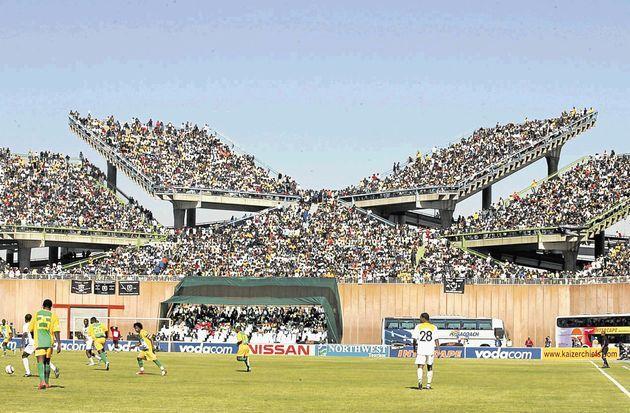 15 sân vận động có thiết kế 'không đụng hàng' trên thế giới - Bóng Đá