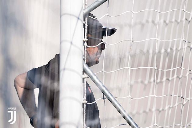Juventus và những bài tập 'siêu lạ'  - Bóng Đá