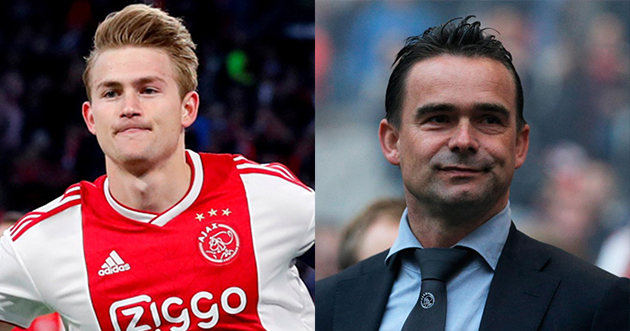 Ajax: 'End in sight for De Ligt' - Bóng Đá
