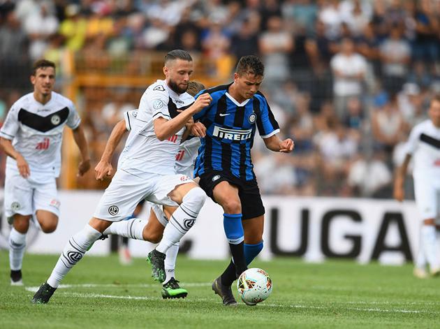 (Ảnh) Tân binh tỏa sáng, Antonio Conte có chiến thắng đầu tiên - Bóng Đá