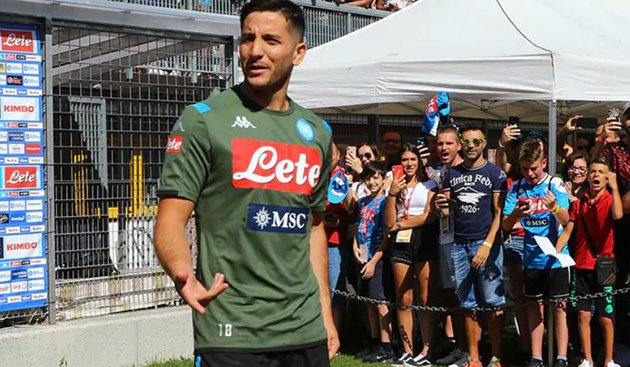 Manolas: 'Napoli the right decision' - Bóng Đá