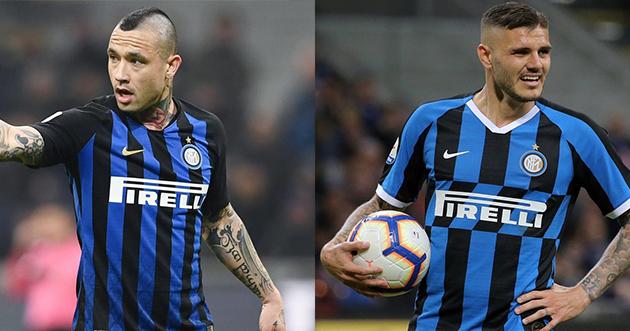 Inter: Nainggolan in, Icardi out - Bóng Đá