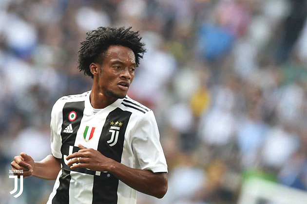 Cuadrado: Happy at Juve, James... - Bóng Đá