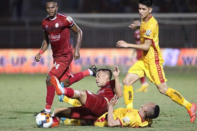 TPHCM quyết chấm dứt dớp không thắng trước Thanh Hóa - Bóng Đá