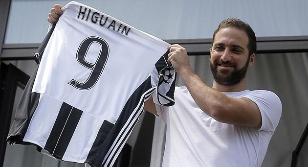Gonzalo Higuain: Hành trình nỗ lực đi tìm sự thừa nhận - Bóng Đá