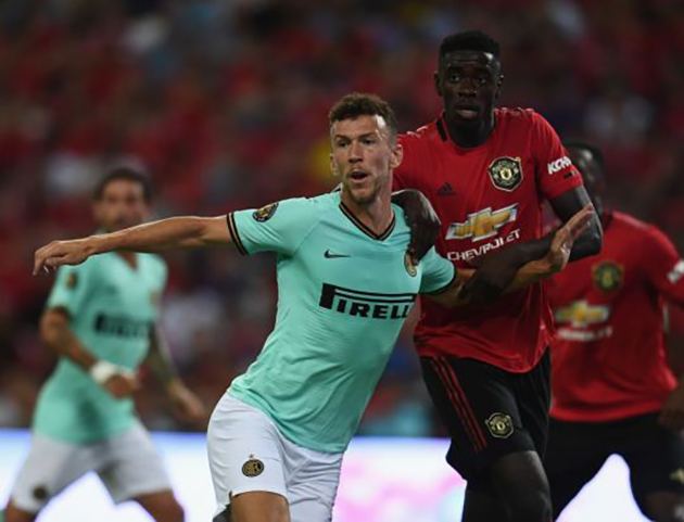 Report: Perisic annoyed with Conte - Bóng Đá
