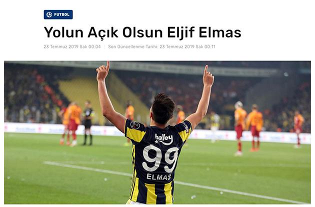 Official: Elmas to join Napoli - Bóng Đá