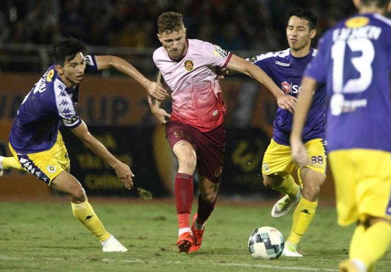 7 trận liền không thắng, CLB Sài Gòn đang rơi vào nhóm nguy hiểm cuối - Bóng Đá