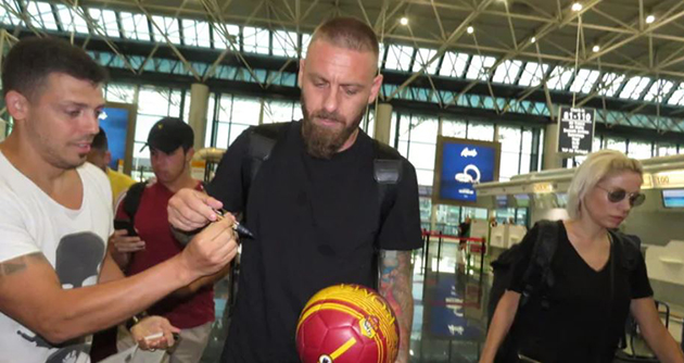 De Rossi on his way to Argentina: 'I am very excited' - Bóng Đá