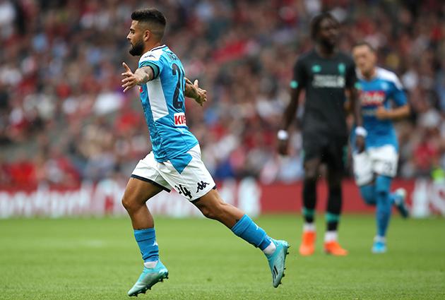 Serie A chưa đá, sao Napoli đã 'nổ' về khả năng vô địch - Bóng Đá