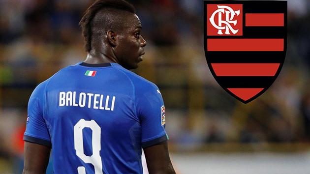 Balotelli all set for Flamengo - Bóng Đá