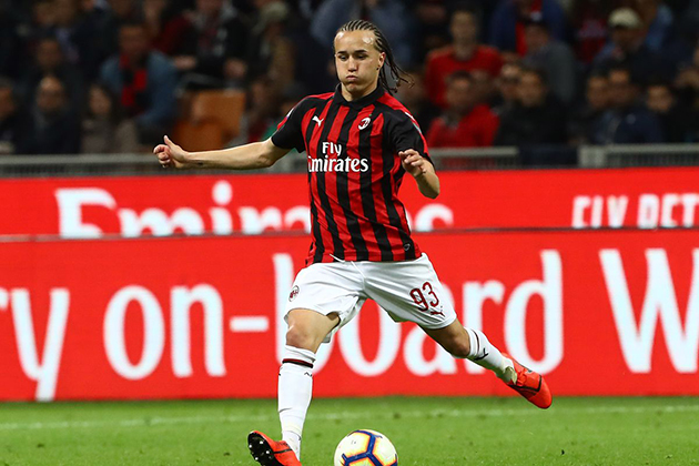 Parma set for Laxalt talks with Milan: the details - Bóng Đá