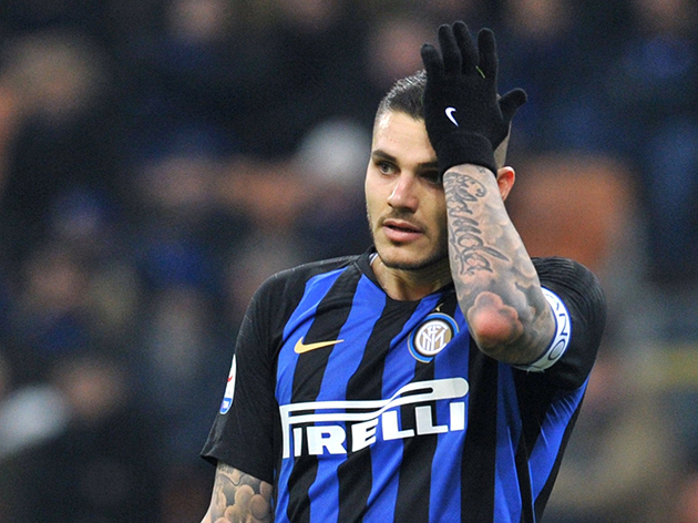 The possible outcomes for Mauro Icardi this summer - Bóng Đá