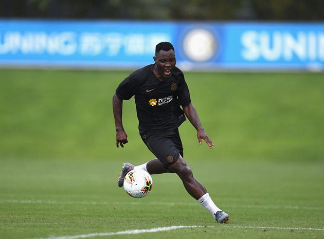 ẢNH Lukaku thông nòng, Inter Milan đè bẹp 'nhược tiểu' Virtus Bergamo - Bóng Đá