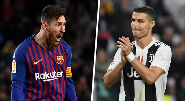 Ronaldo: 'The difference with Messi...' - Bóng Đá