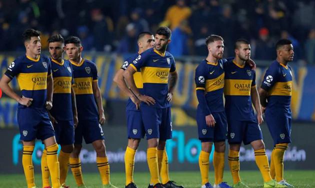 (Ảnh) De Rossi mở tài khoản, Boca Juniors vẫn bị loại cay đắng - Bóng Đá