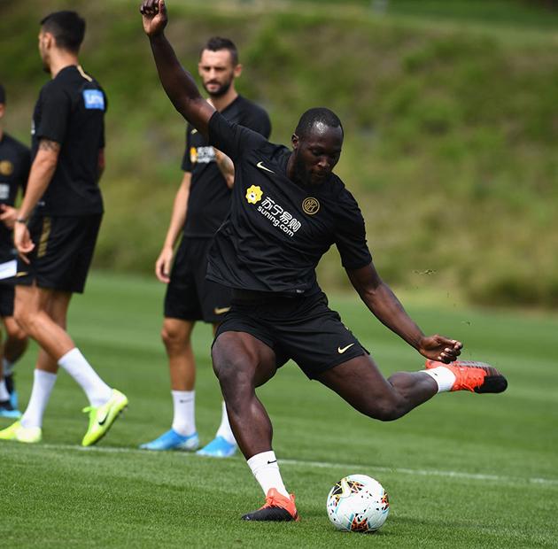 Từ ngày Man United, lần đầu tiên Lukaku làm điều này - Bóng Đá