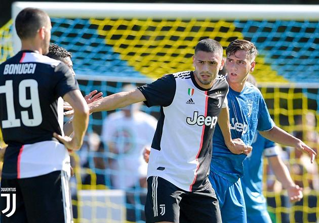 Dàn sao Juventus gây bão trước màn đụng độ 'gà nhà' - Bóng Đá