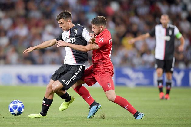 Ảnh trận: Juventus -  - Bóng Đá