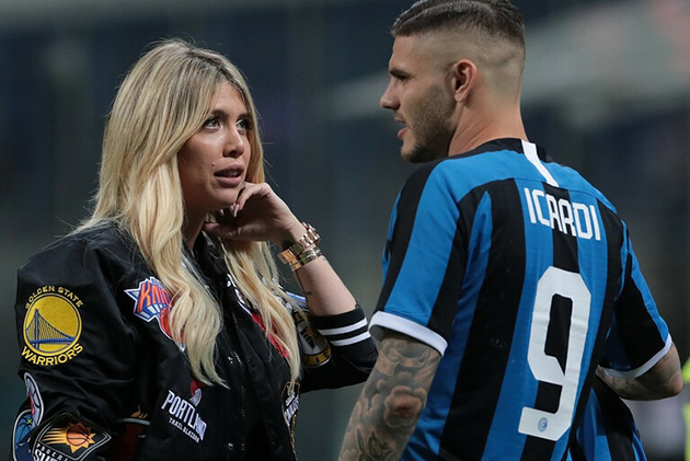 Inter, Wanda Nara: 'He won't be going to Monaco' - Bóng Đá
