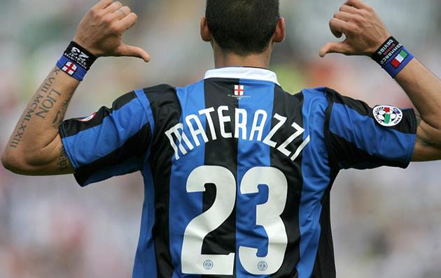Marco Materazzi: Kẻ thù trong mắt người Pháp, siêu anh hùng của nước Ý - Bóng Đá