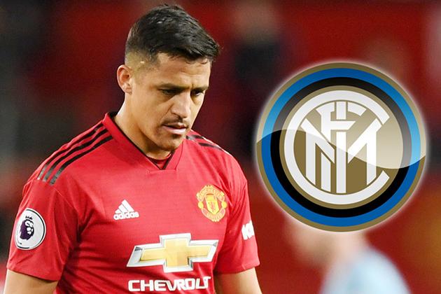 Inter details for Alexis Sanchez - Bóng Đá