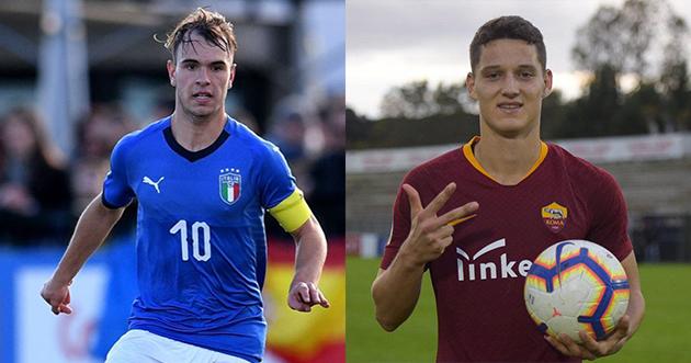 Roma youth players in Rugani deal - Bóng Đá