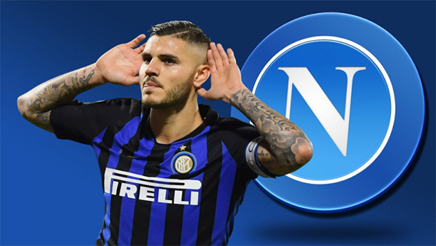 Careca: Icardi can go to hell! - Bóng Đá