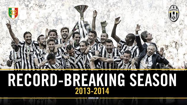 Nhìn lại đội hình Juventus 'bá đạo' lập kỷ lục 102 điểm mùa 2013/2014 - Bóng Đá