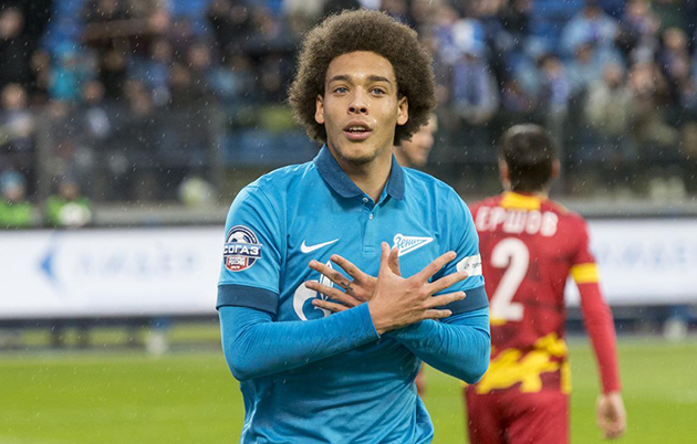 Witsel: So close to Juve - Bóng Đá