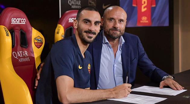 CHÍNH THỨC: Cựu hậu vệ The Blues gia nhập AS Roma - Bóng Đá
