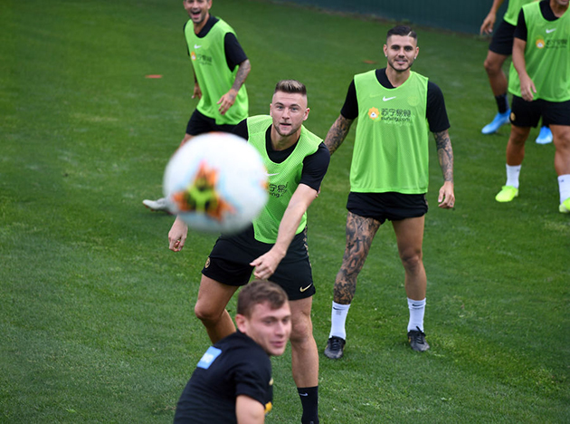 ẢNH TẬP: Inter Milan - Bóng Đá