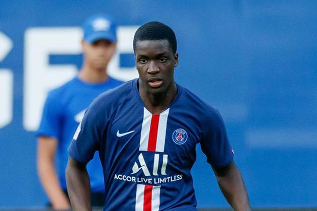 Juve 'keen on PSG's Nsoki' - Bóng Đá