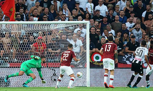 AC Milan thua sốc ngày ra quân trước đoàn quân của Igor Tudor  - Bóng Đá