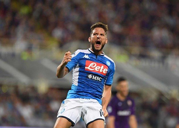 Mertens clear for Juve-Napoli - Mertens thoát án treo giò - Bóng Đá
