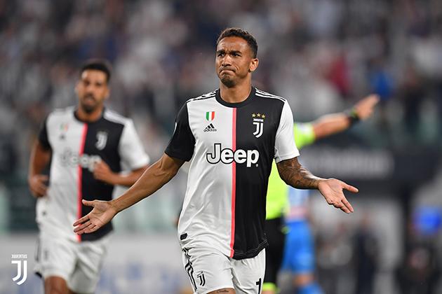 Danilo, che impatto!  Danilo lập kỷ lục Serie A sau bàn thắng 'siêu nhanh' vào lưới Napoli - Bóng Đá