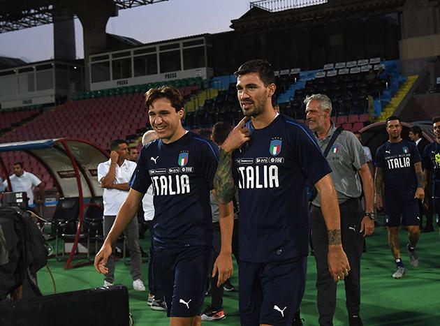 Ảnh: Donnarumma trổ tài, tuyển Ý quyết giành chiến thắng trước Armenia - Bóng Đá