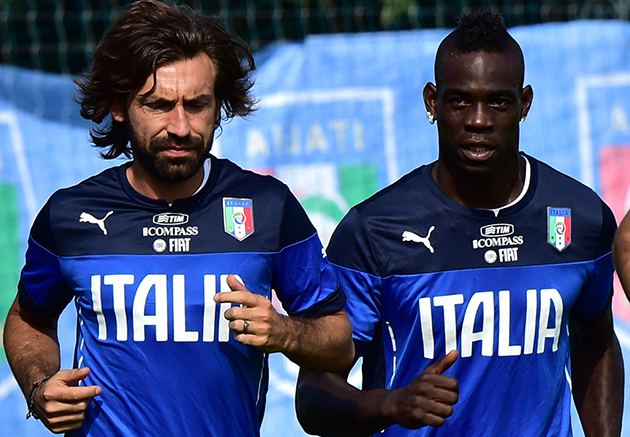 Pirlo: 'Balotelli must prove himself' - Bóng Đá