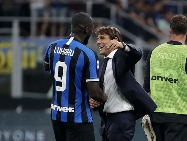 Lukaku: Conte behind good form - Bóng Đá